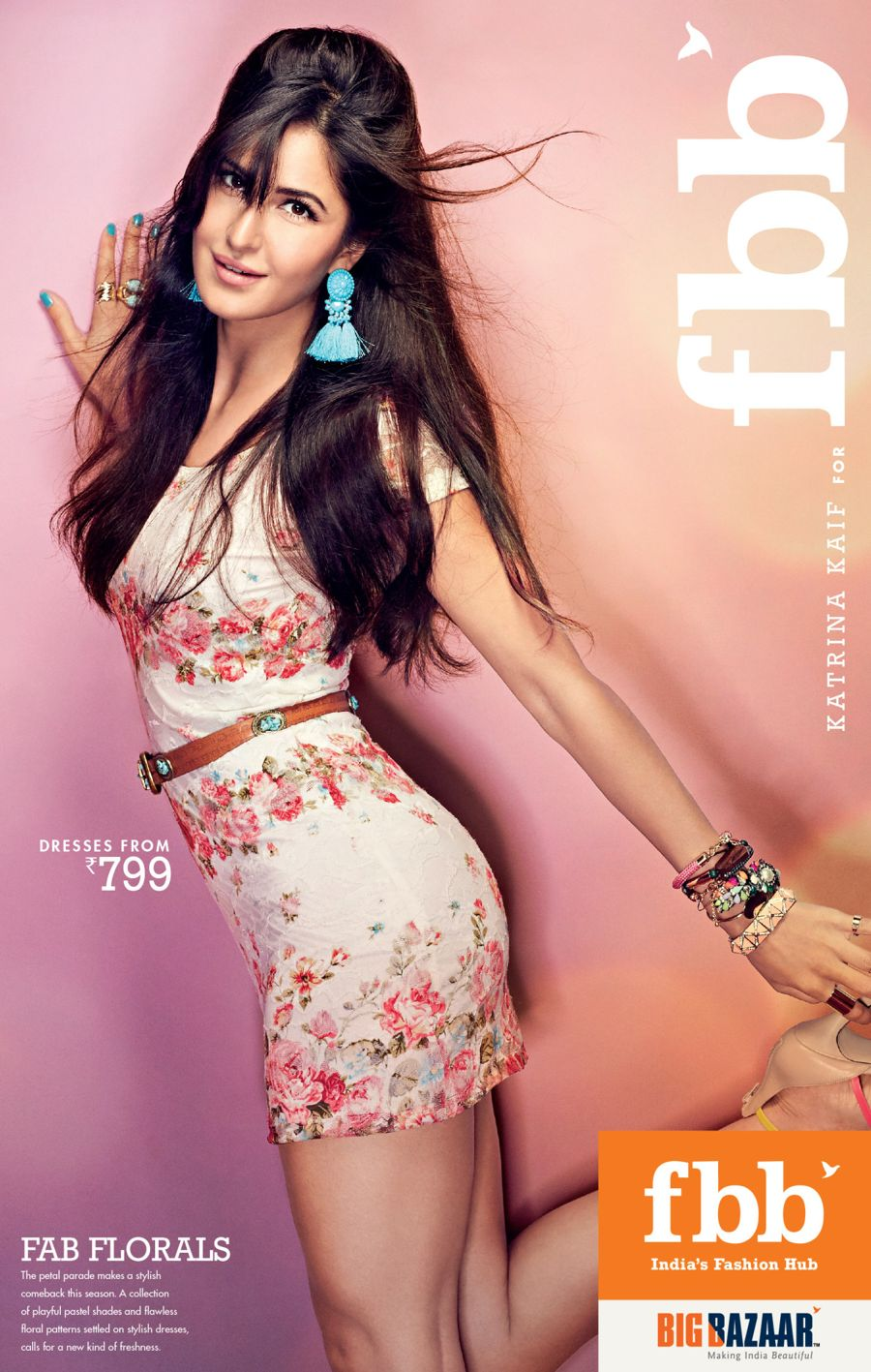 Katrina Kaif Photoshoot for FBB 2017