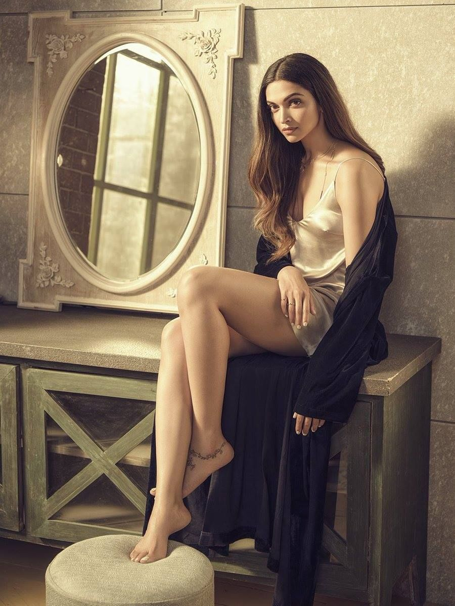 Fashion trends fw 2017 - Deepika Padukone Photoshoot For Filmfare Feb 2017