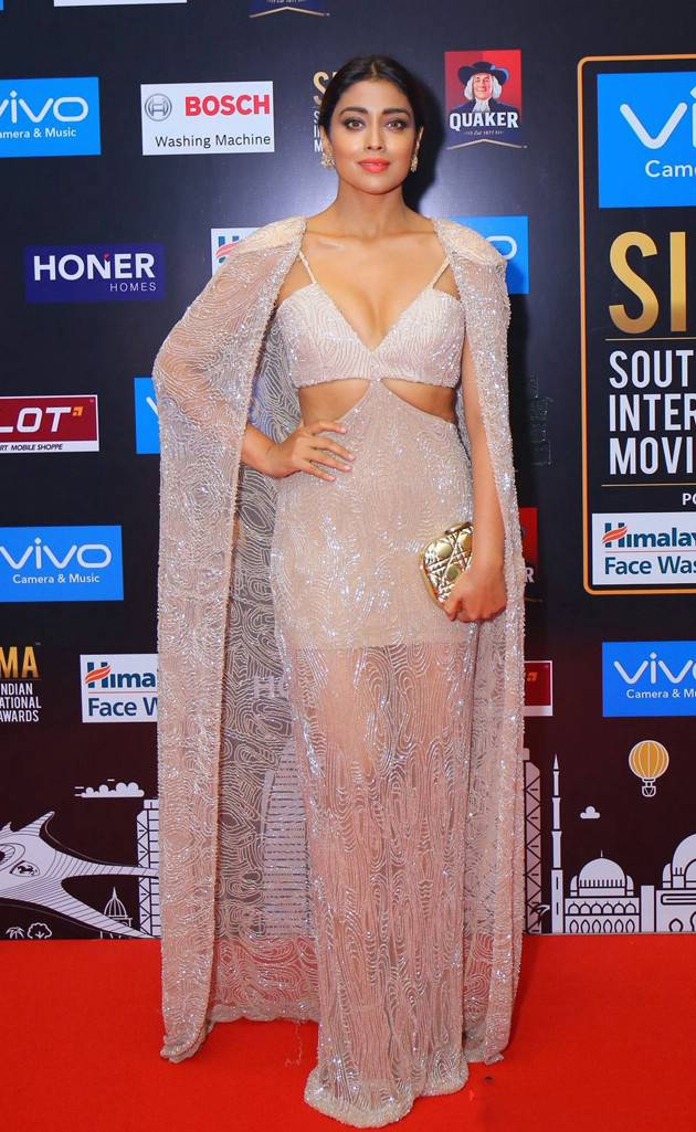 Shriya Saran at SIIMA 2017 Day Two