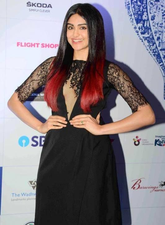 Adah sharma at 6th Lonely Planet Magazine India Travel Award