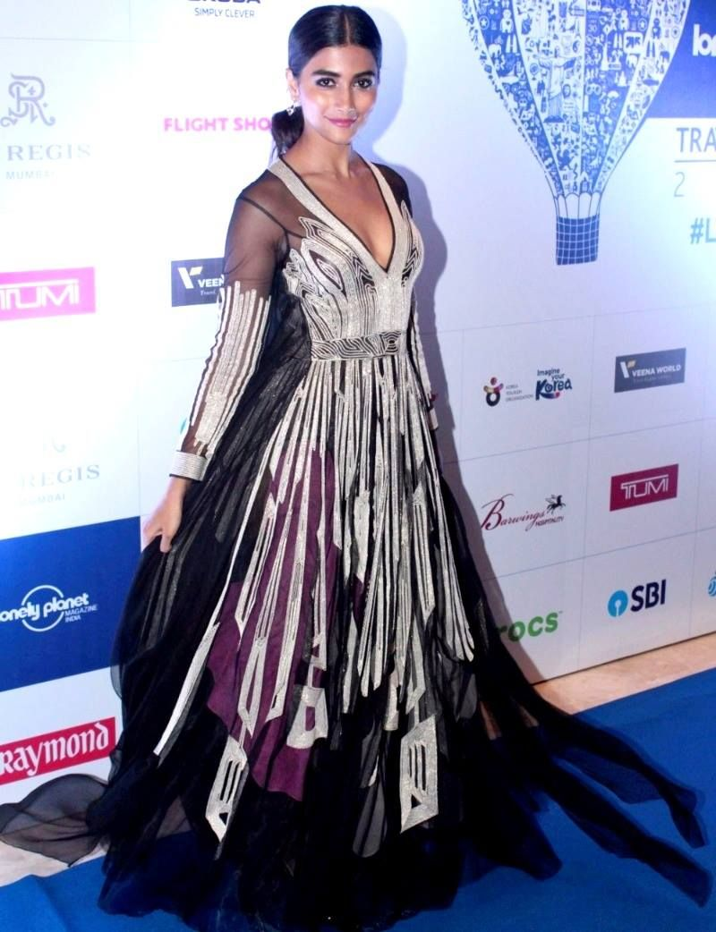 Pooja Hegde at 6th Lonely Planet Magazine India Travel Award