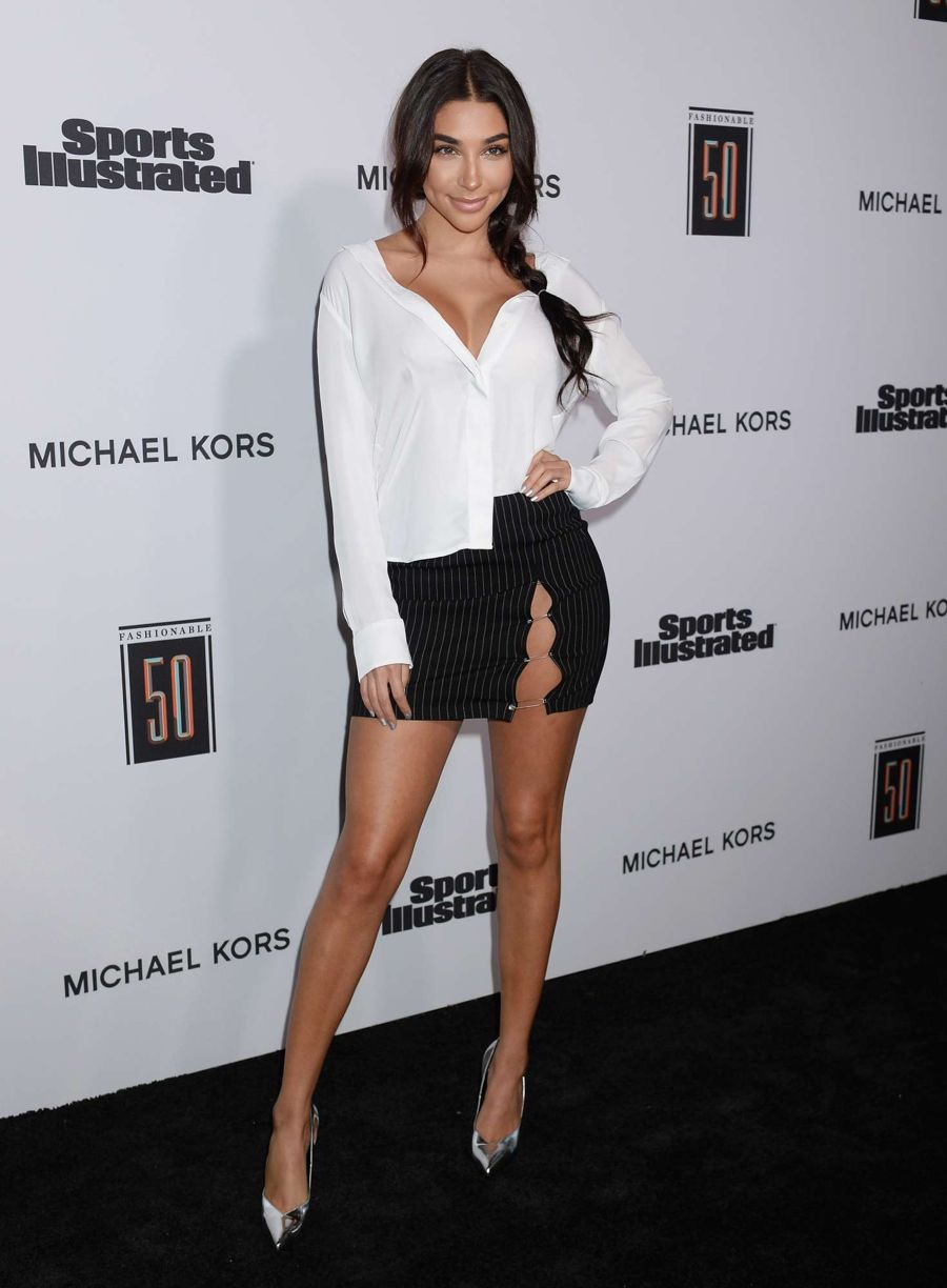 Chantel Jeffries - Sports Illustrated Fashionable 50 - Page 4 | Hollywood  Celebs | Fropky.com