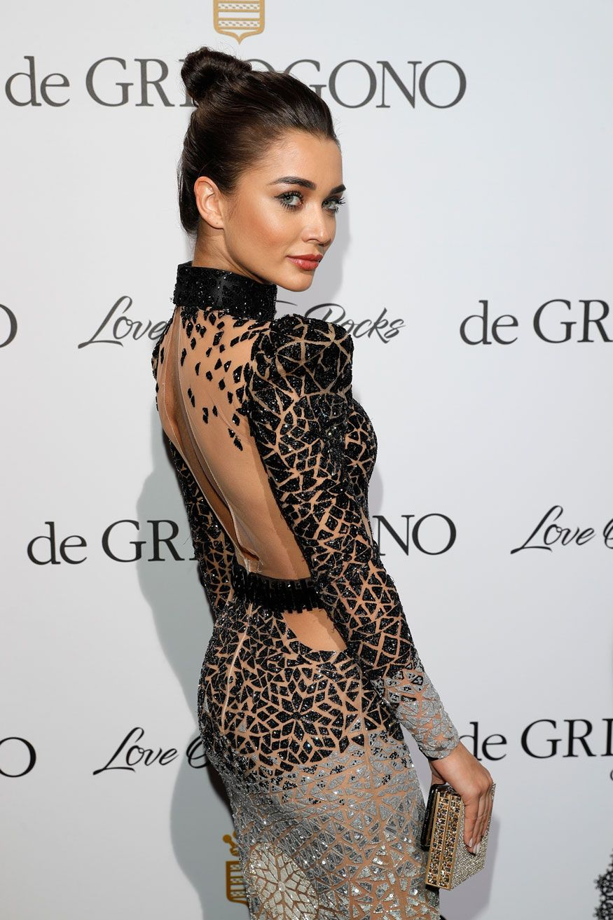 Amy Jackson - De Grisogono Party at Cannes