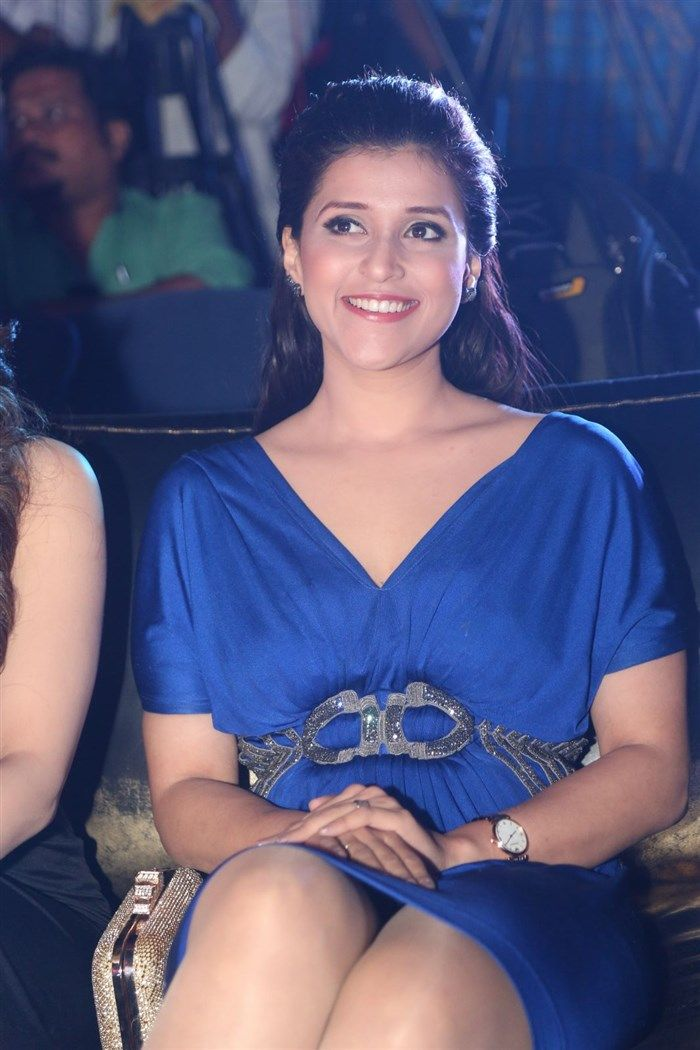 Mannara Chopra at Rogue Teaser Launch Photos