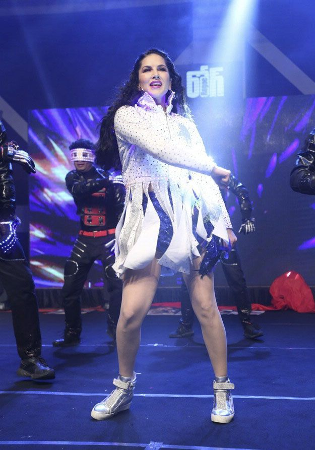 Sunny Leone at Rogue Audio Launch