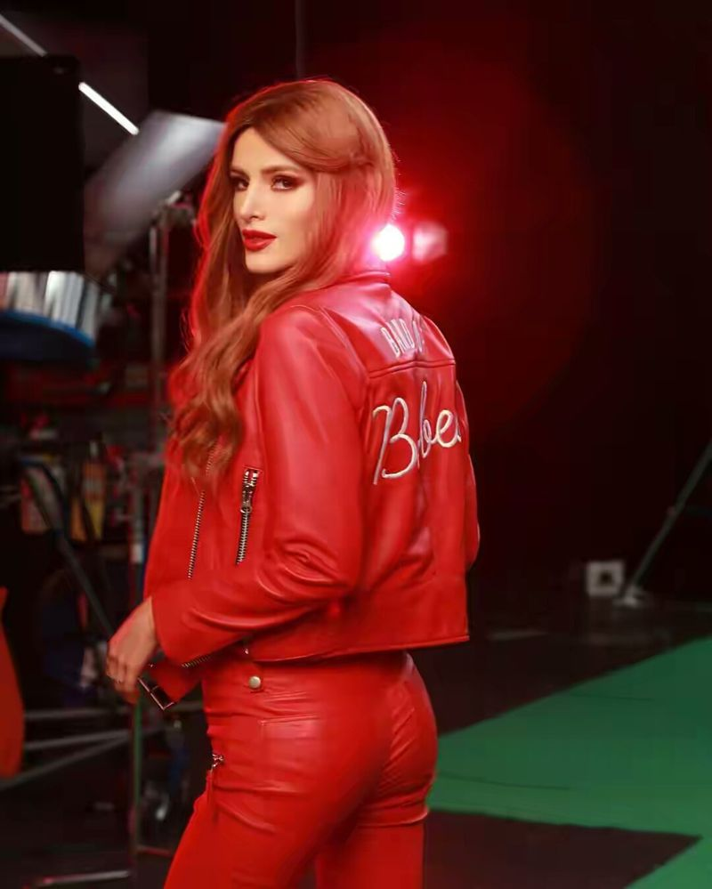Bella Thorne - Buxom Cosmetics Photoshoot