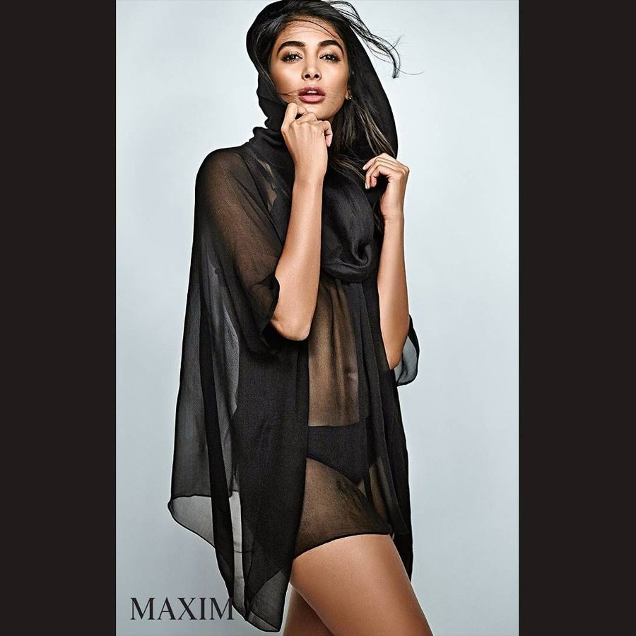 Pooja Hegde Photoshooot For Maxim India Magazine (Mar 2017 )