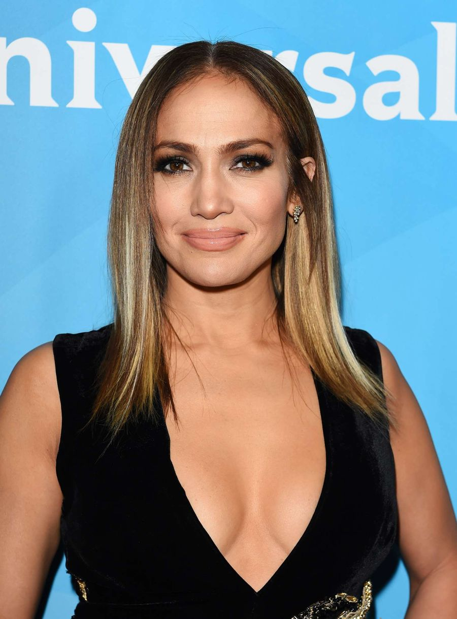 Jennifer Lopez - NBCUniversal Summer Press Day