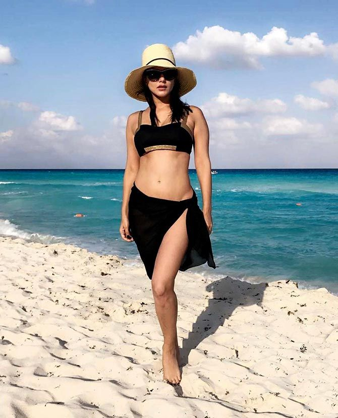 Sunny Seen at the beaches of Mexico!