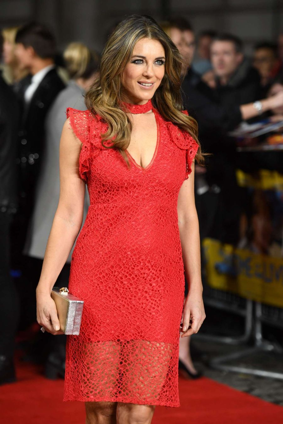 Elizabeth Hurley - 'The Time Of Their Lives' Premiere