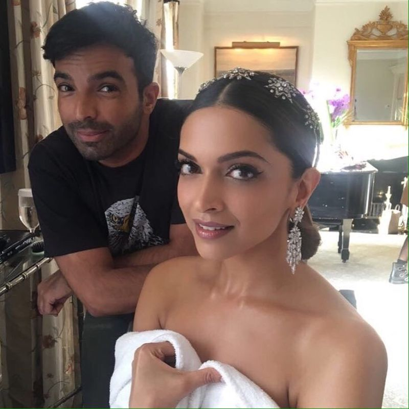 Deepika Padukone at the MET Gala 2017
