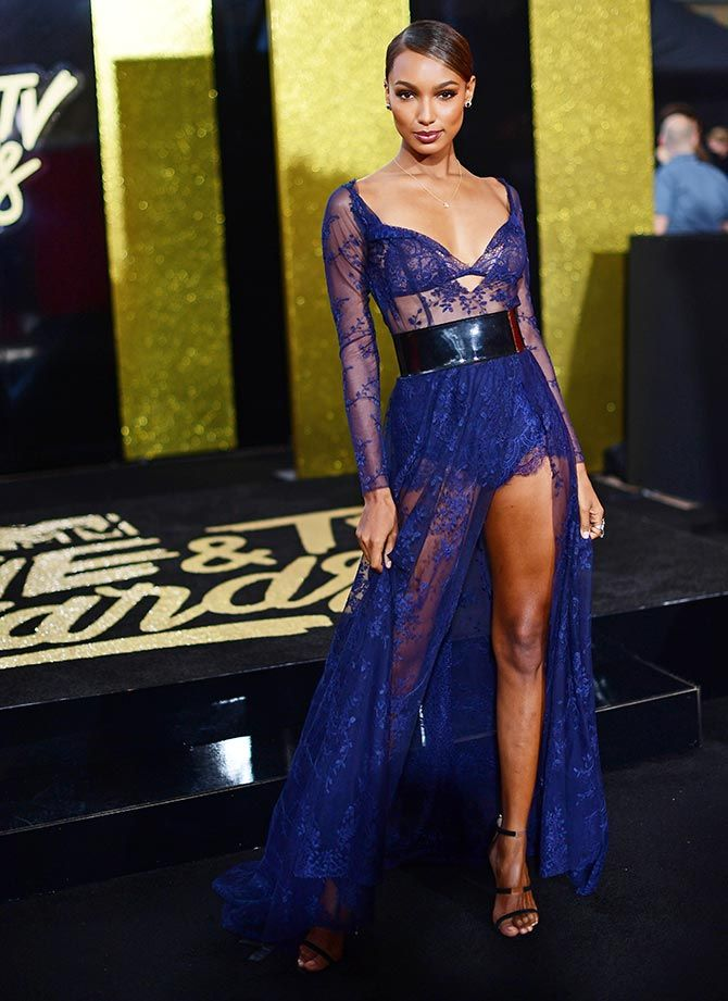 MTV Awards: The Celebs on Red Carpet