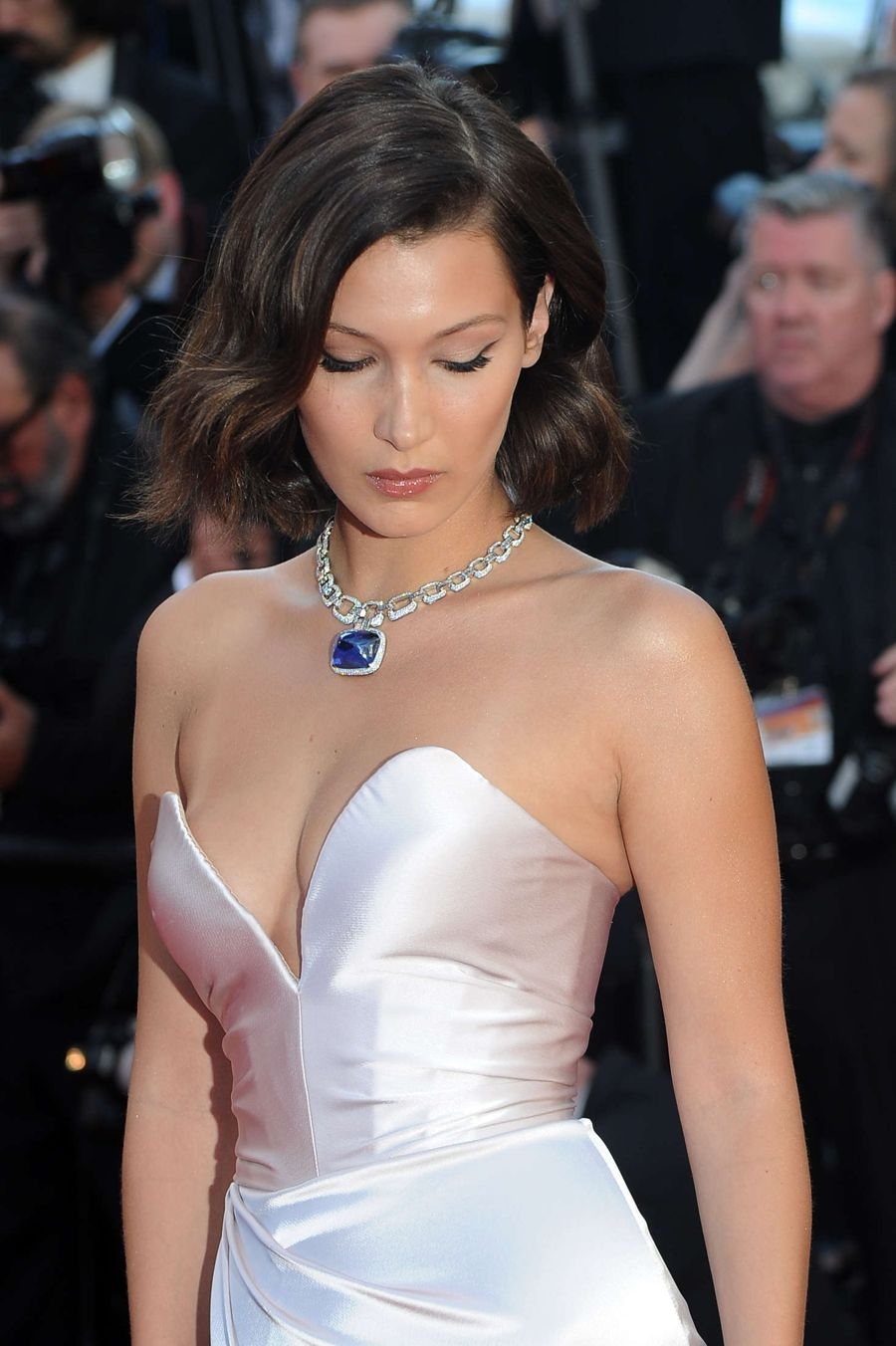 Bella Hadid - 'Ismael's Ghosts' Screening at Cannes Film