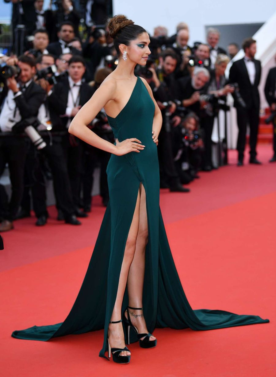 Deepika Padukone 'Loveless' Premiere at Cannes Festival