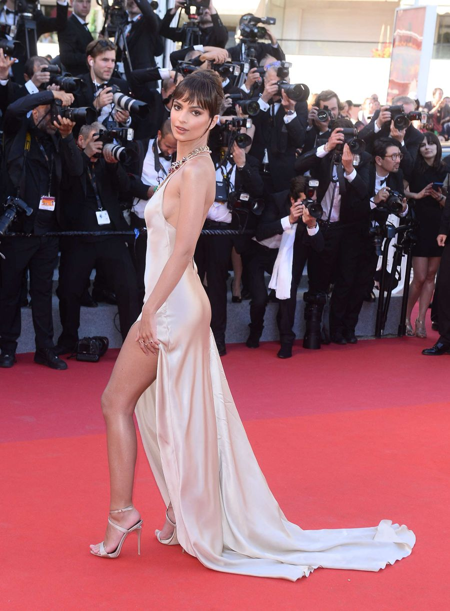 Emily Ratajkowski - 'Ismael's Ghosts' Screening at Cannes