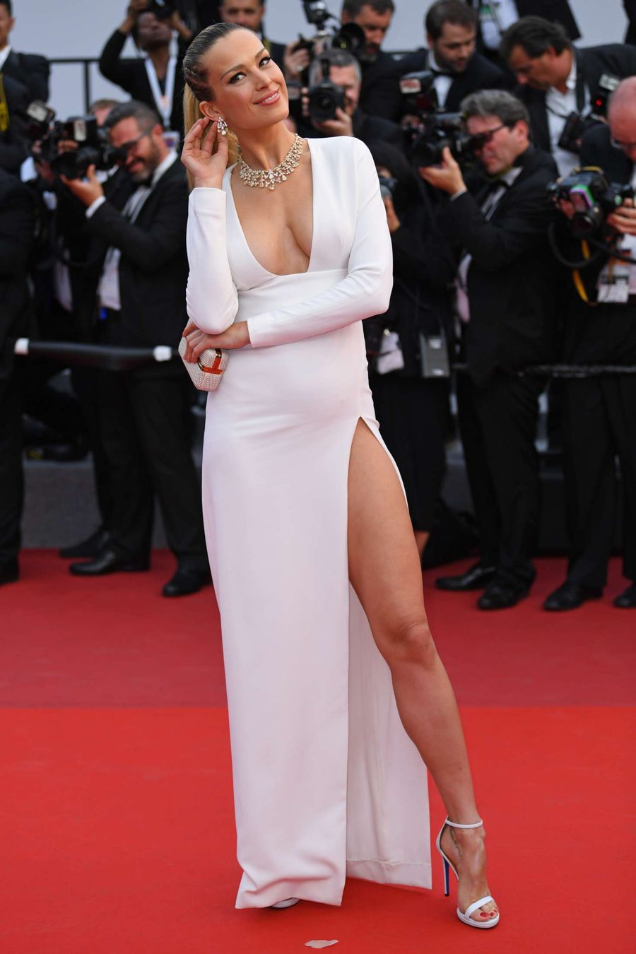 Petra Nemcova - 'Loveless' Premiere at Cannes Film Festival