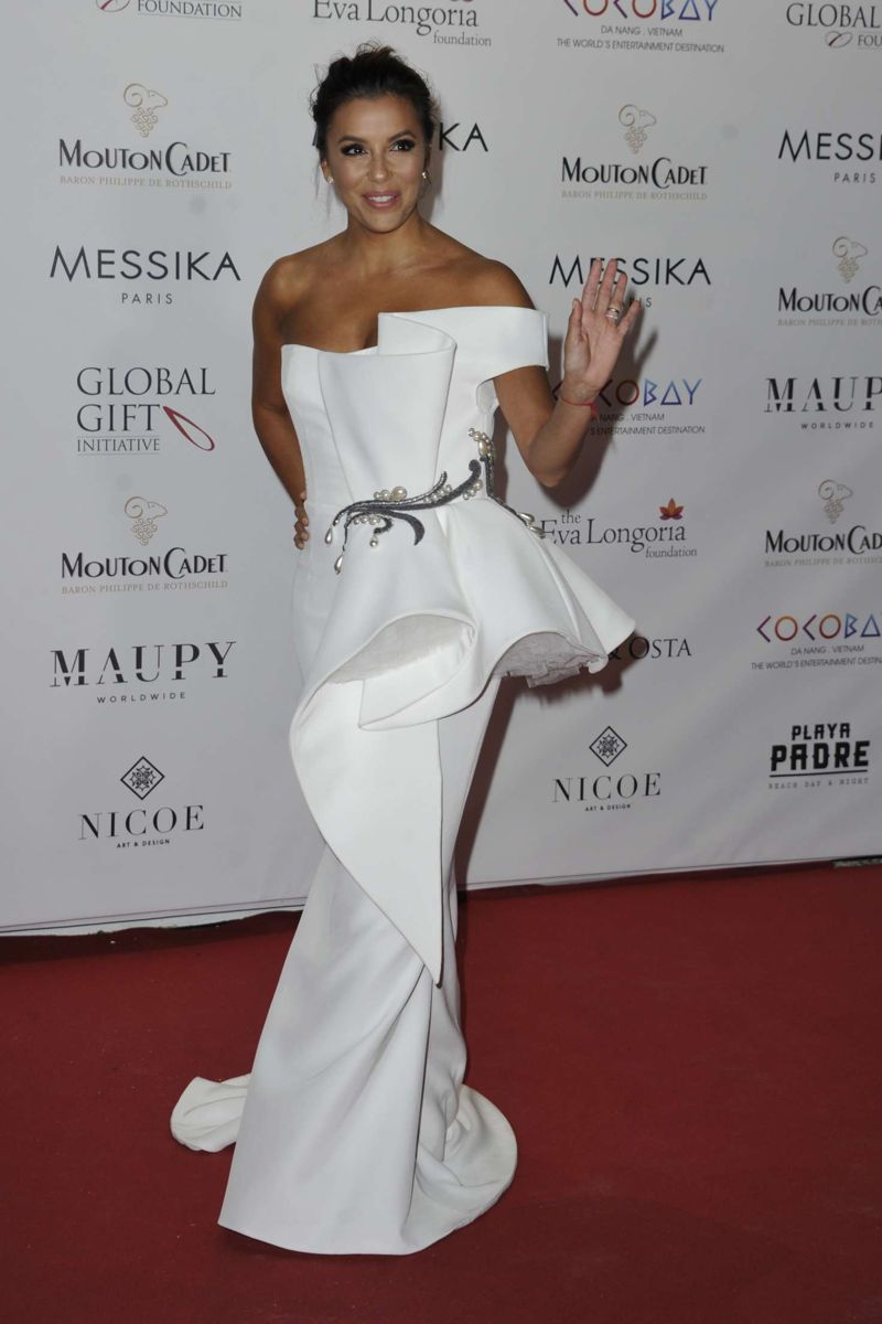 7ace13ba3a7 Eva Longoria Global Gift Gala at 70th Cannes Film Festival - Page 6