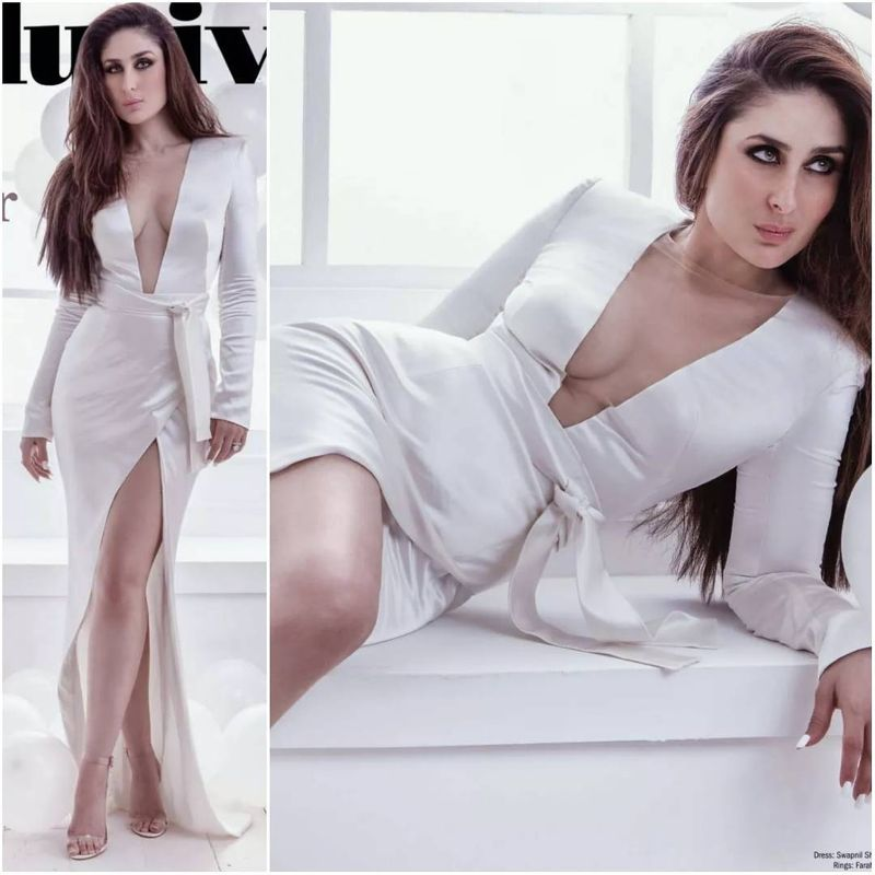 Kareena Kapoor Khan - Filmfare Magazine September 2017