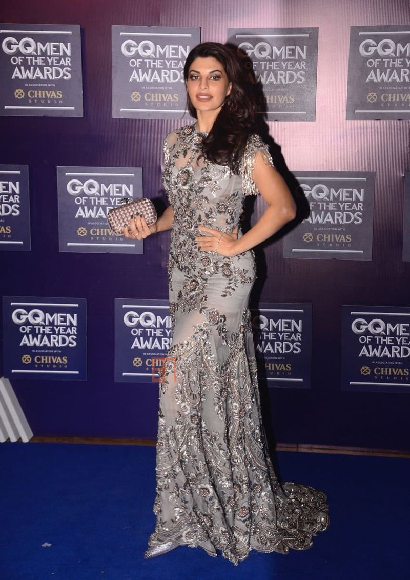 Jacqueline Fernandez at GQ Men Of The Year Awards 2017