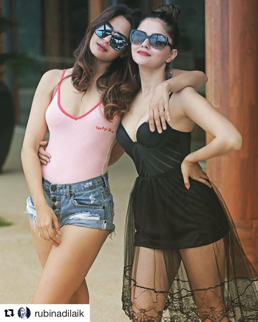 Surveen Chawla shows her Glamorous Side on Instagram