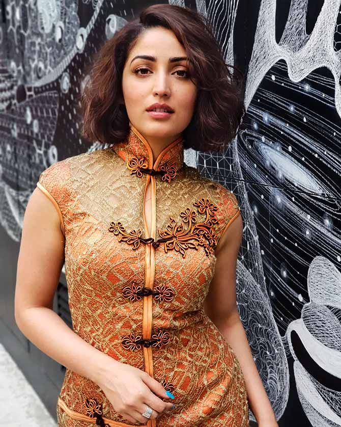 Yami Gautam's Stylish Hong Kong Holiday