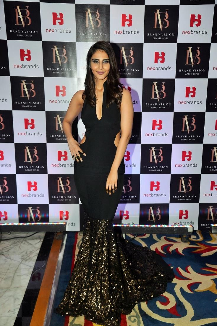 Vaani Kapoor at Brand Vision Awards 2018