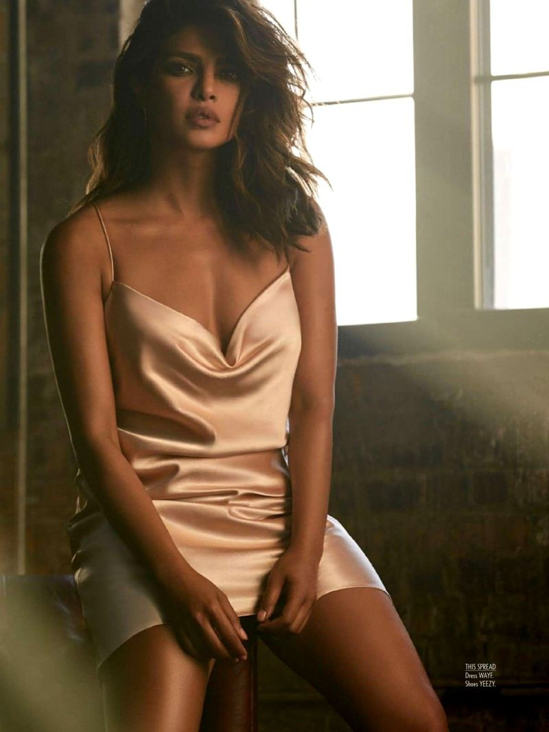 Priyanka Chopra – Maxim India Magazine (June/July 2018)