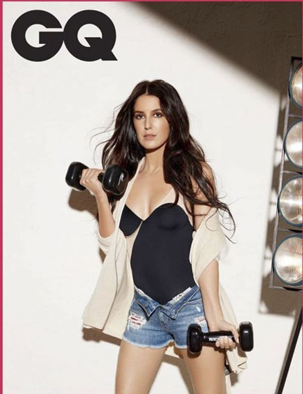 Isabelle Kaif Photoshoot For GQ India