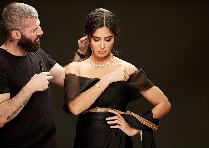 Katrina Kaif for Kalyan Jewellers