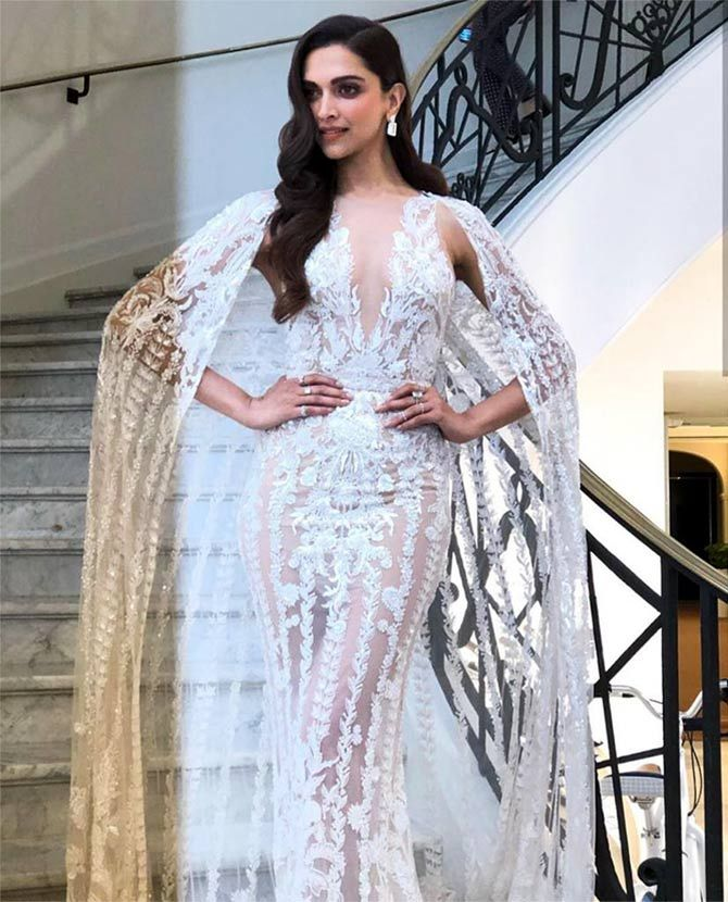 Cannes 2018: Deepika First Look