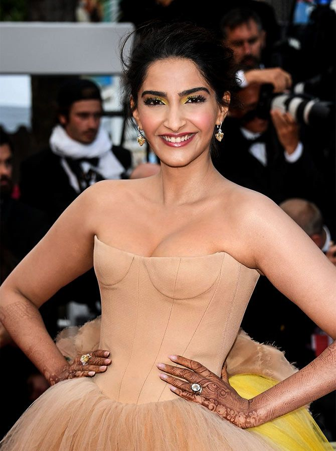 Sonam Kapoor at the screening of Solo: A Star Wars Story