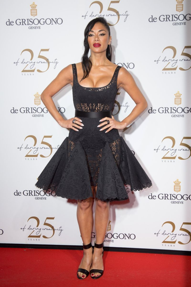 Nicole Scherzinger - De Grisogono Party in Cannes