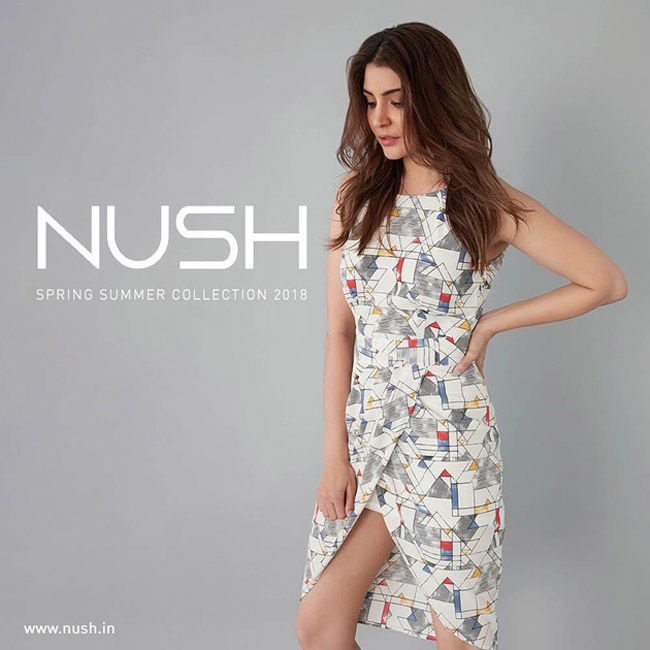 Anushka Sharma - Nush Collections