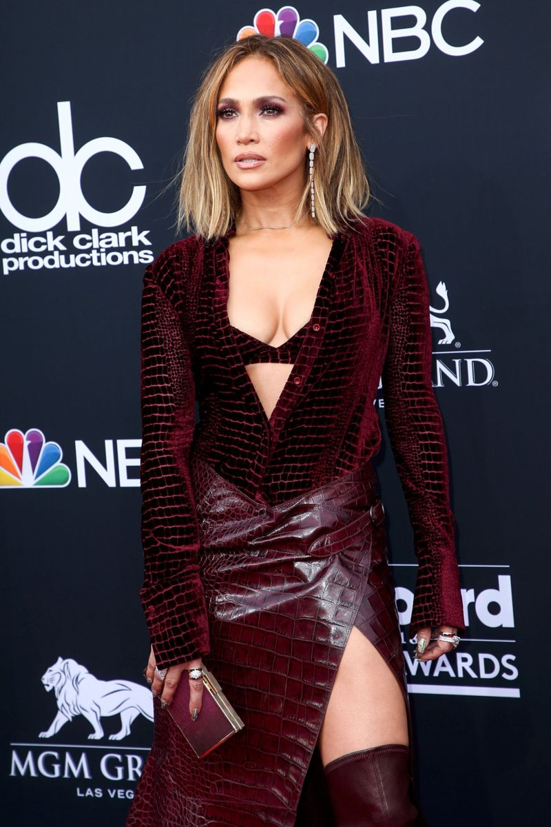 Jennifer Lopez - 2018 Billboard Music Awards in Las Vegas