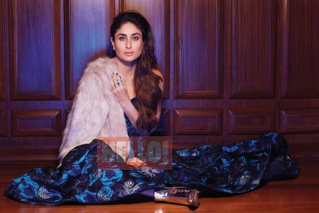 Kareena Kapoor Khan is just 'Being Bebo' at Hello Magazine