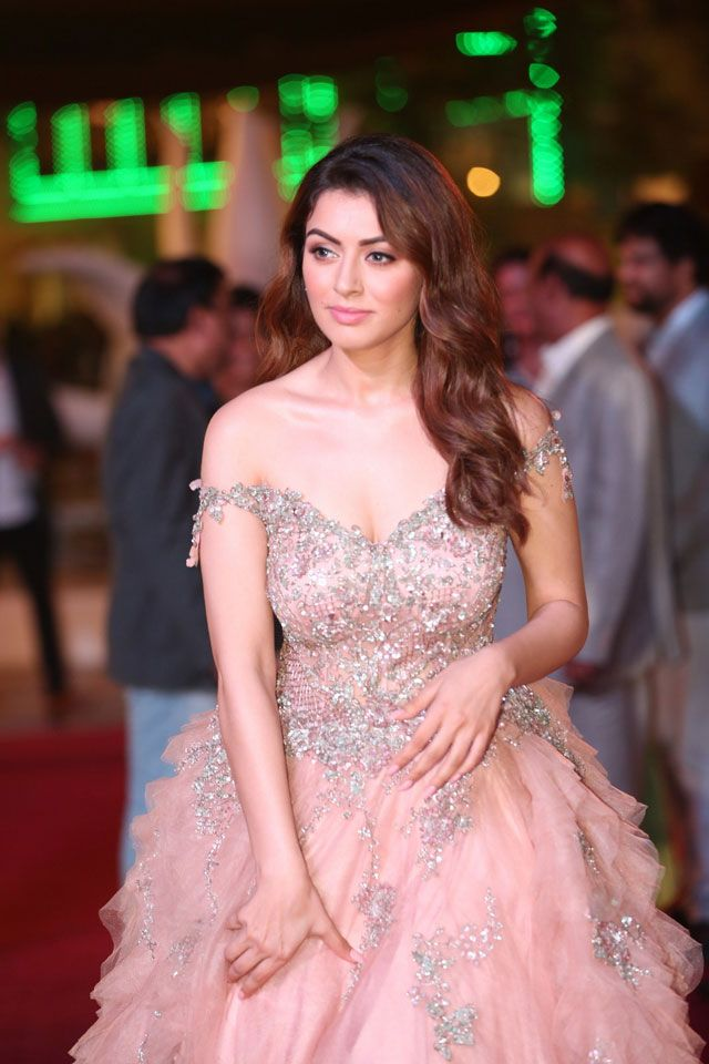 Hansika Motwani at SIIMA 2018
