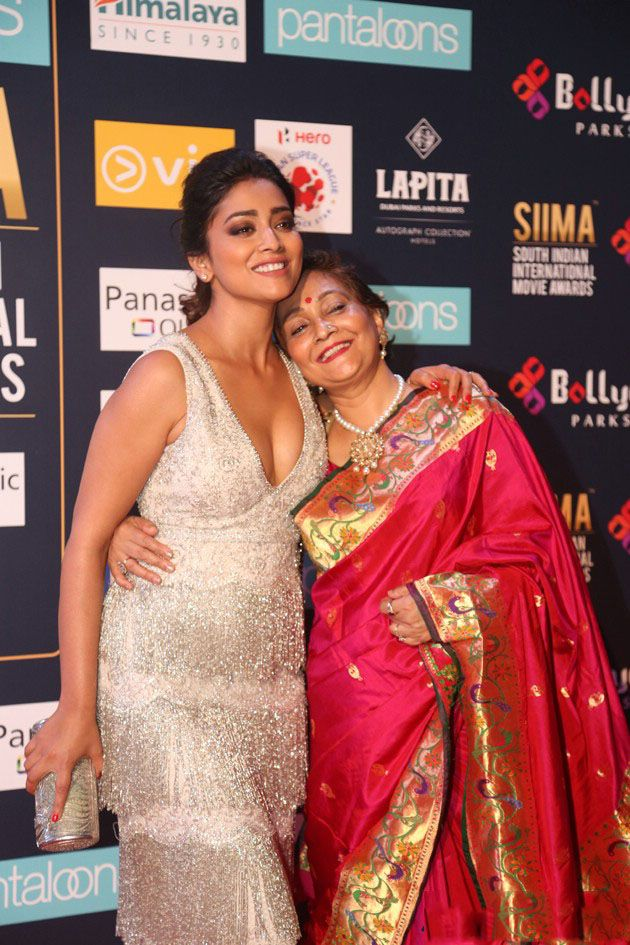 Shriya Saran at SIIMA Awards 2018 Day 2