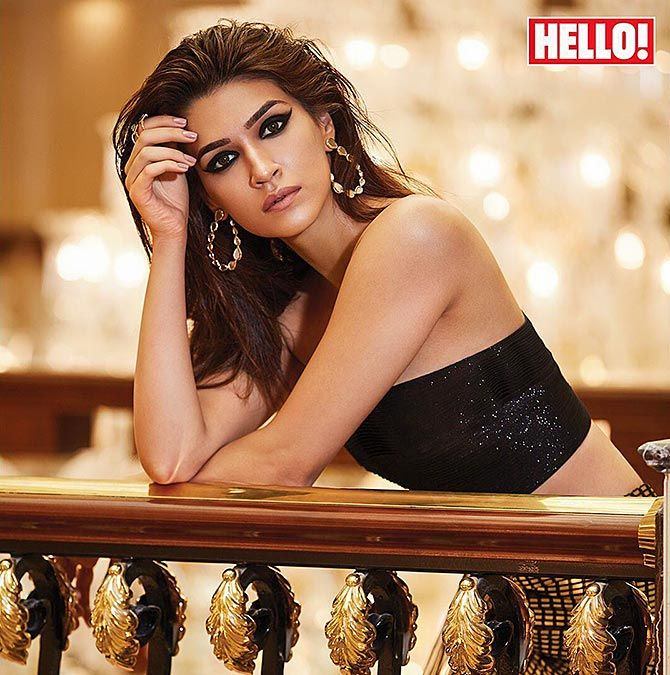 Kriti Sanon - Hello! Magazine June 2019