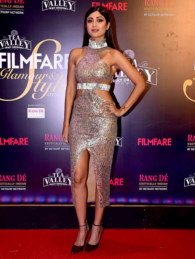 Filmfare Glamour and Style awards 2019