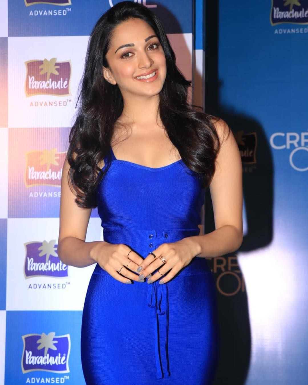 Kiara Advani at an event for a brand