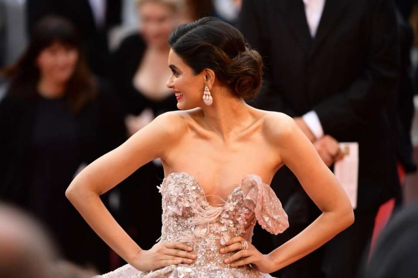 Diana Penty - 'A Hidden Life' Premiere at Cannes Festival
