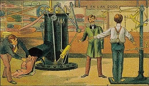 What People in 1910 Thought the Year 2000 Would Be Like?