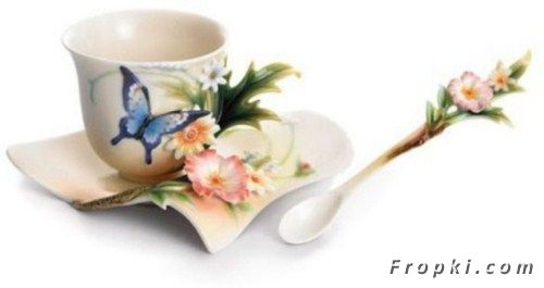 Elegant Tea Cup and Saucer Designs