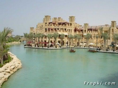 The Venice of the Middle East