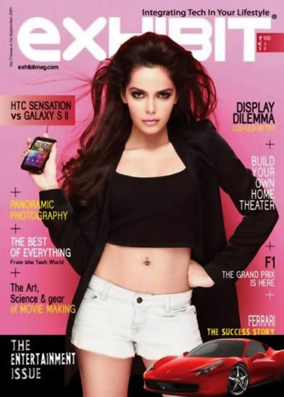 Sexiest India covergirl this November