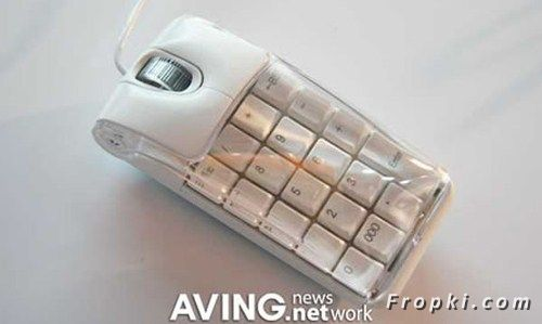 Unusual Computer Mouse Designs