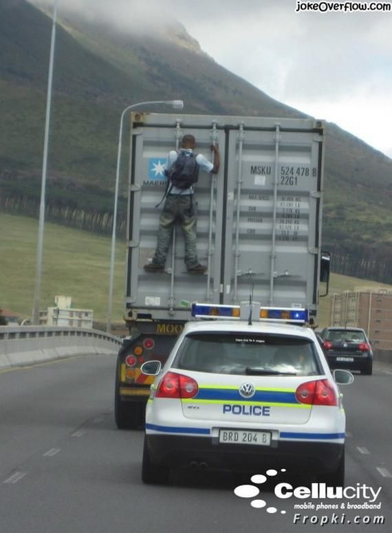 Transporting Fails