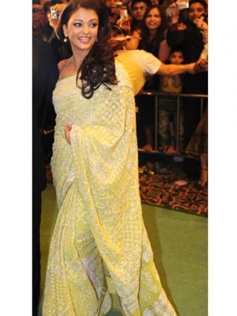 Celebrity Sari Styles for the Festive Season