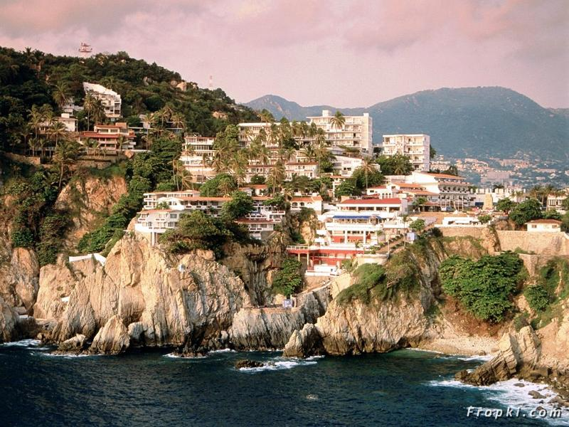 Mexican Scenic Beauties
