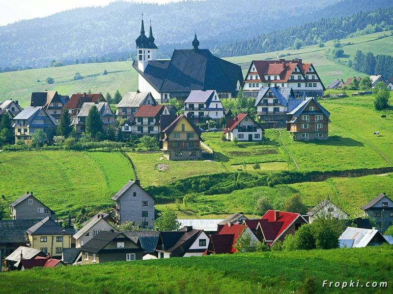 The Unexpected Beauty Of Poland